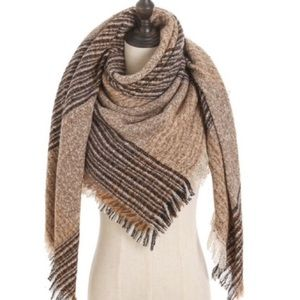 NEW! Soft Warm Scarf!